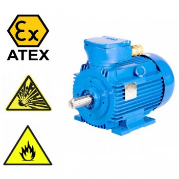 ATEX elektromotor exx T3 T4