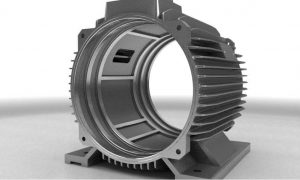 Elektromotor stator